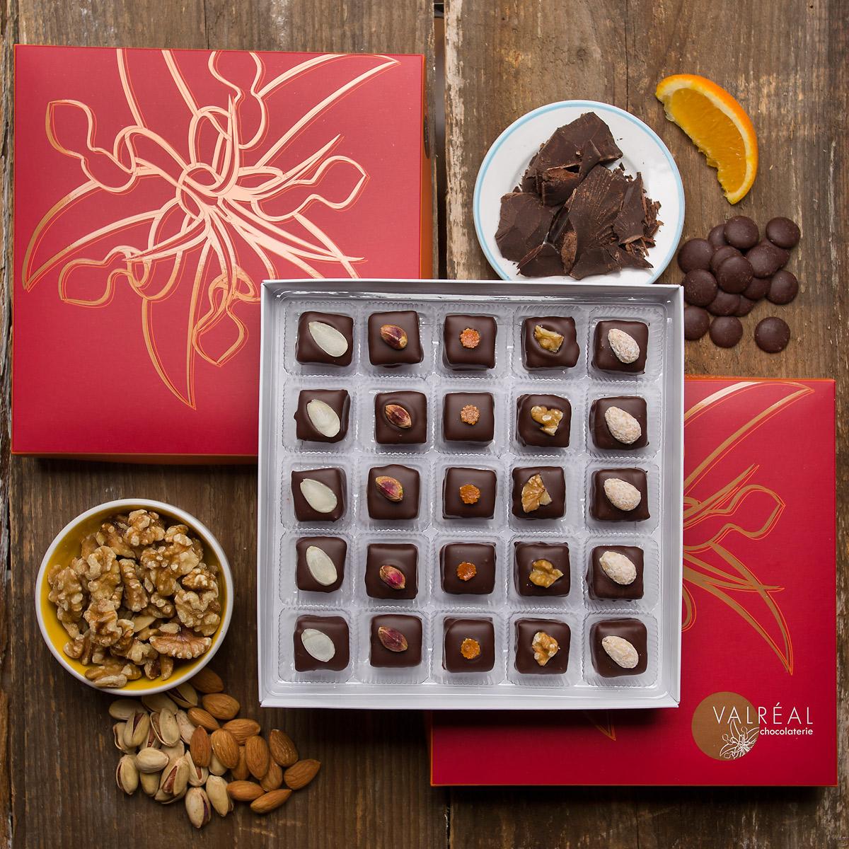 Photographie de chocolat