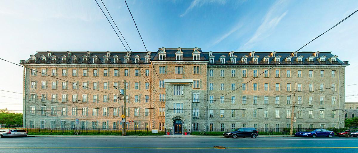 Restauration de bâtiment par Gesmonde