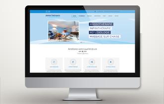 conception site internet massothérapie