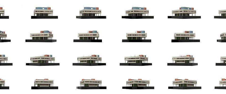 Produit 360 Object 360° architecture