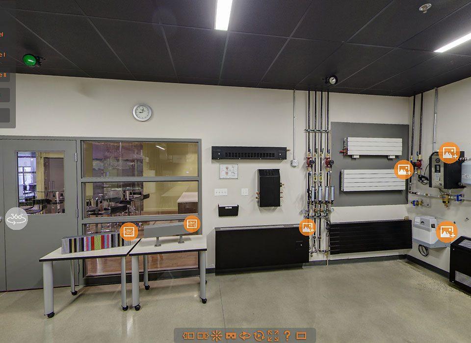 visite virtuelle 360 entreprise salon professionnel