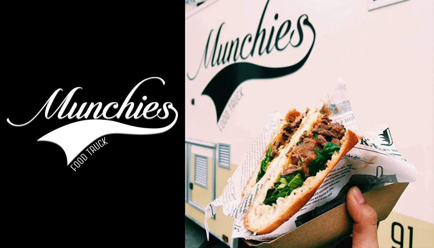 logotype food truck restaurant