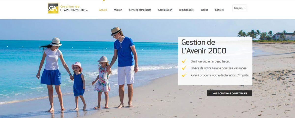 conception site internet comptable