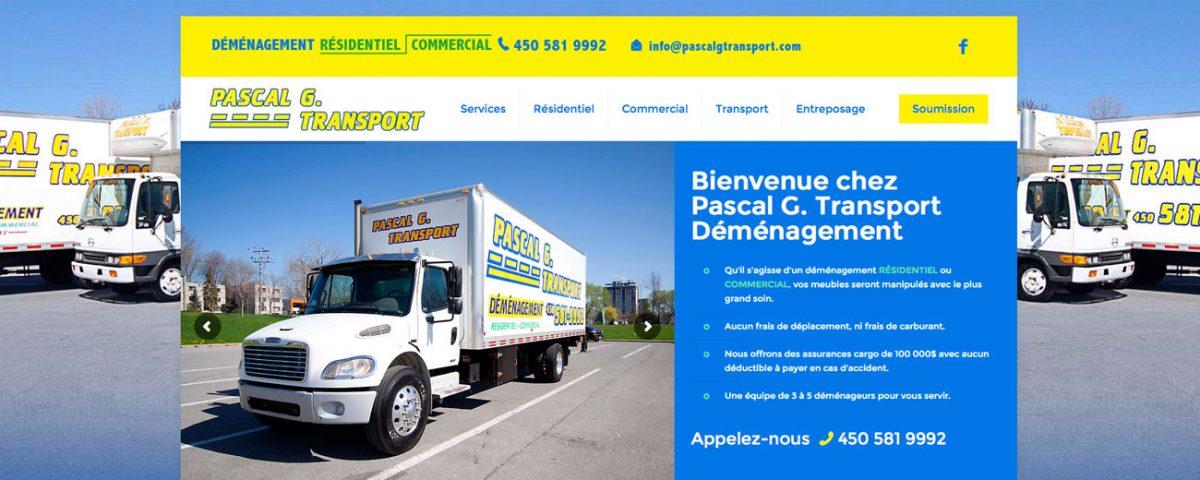 site internet déménagement entreposage