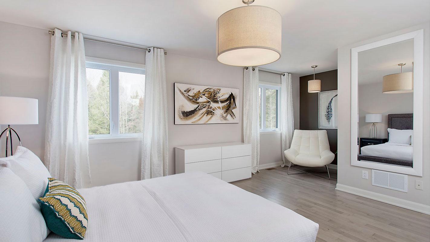 photographe projet residentiel chambre