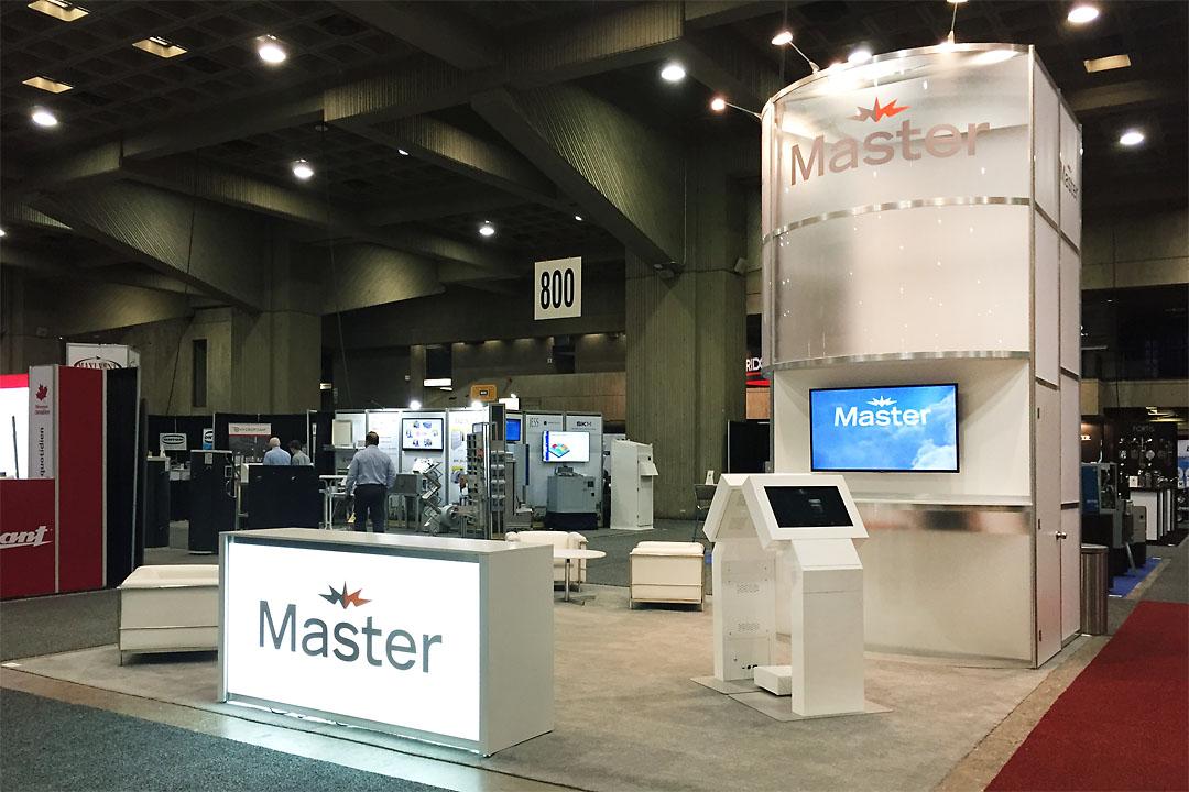 salon mcee stand master borne interactive 360 vr
