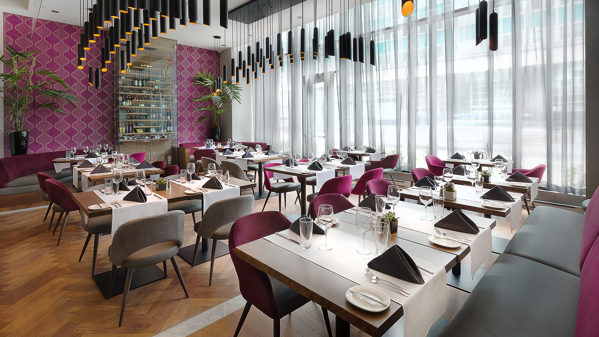 photographe-restaurant-hotel-montreal-AC Hotel Marriott