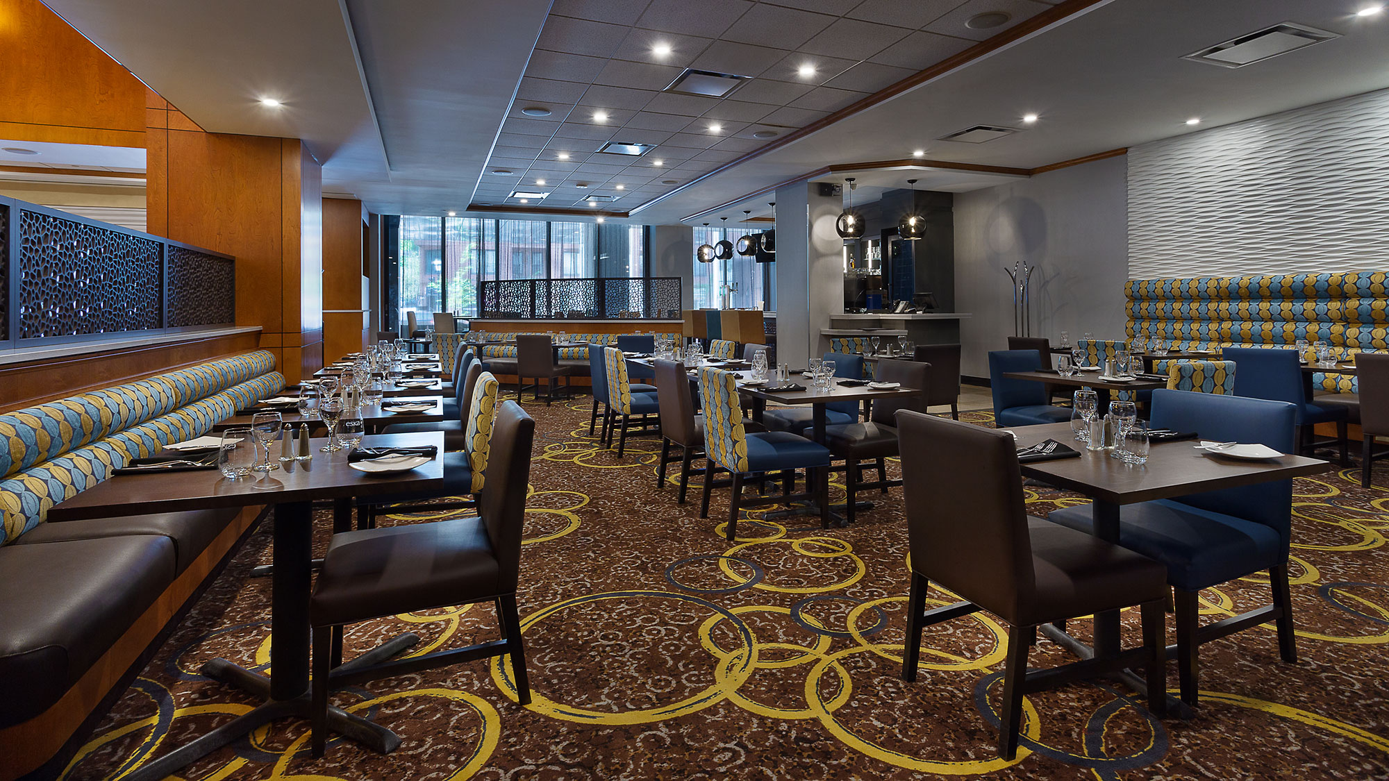 photographe-restaurant-hotel-montreal-Marriott Courtyard