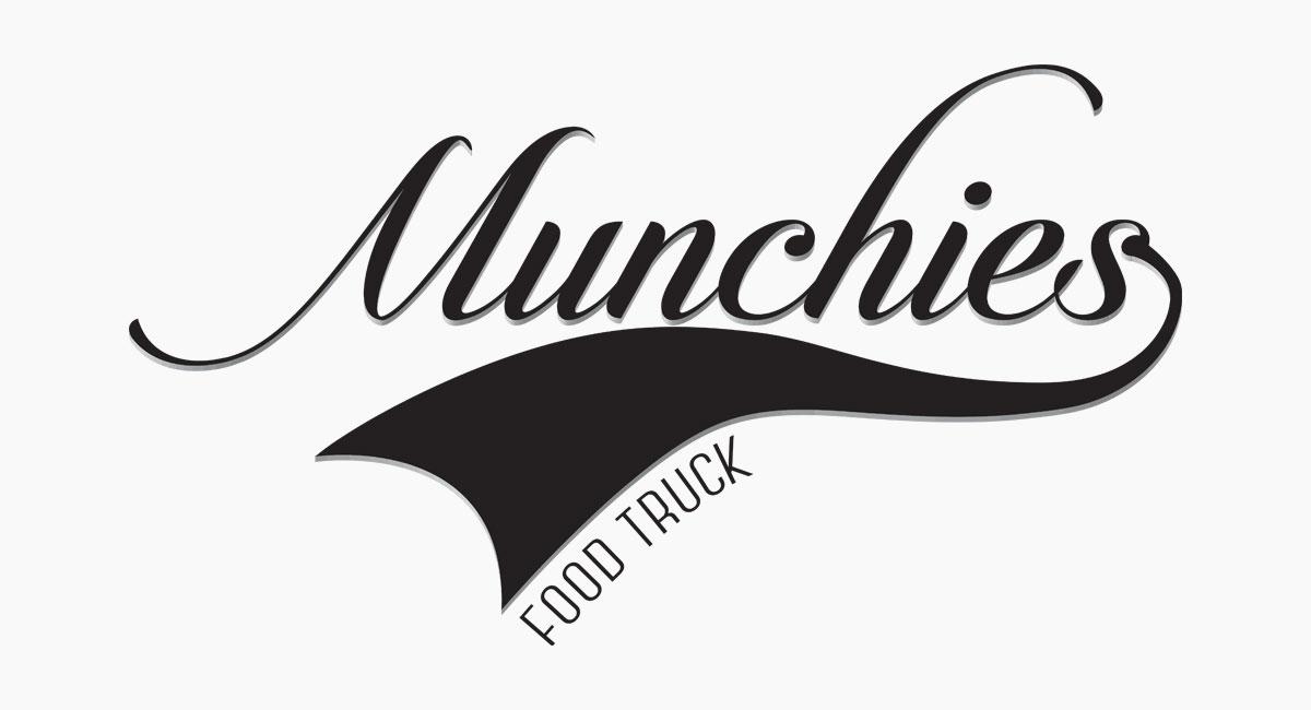 Paris Munchies Food Truck - Logotype