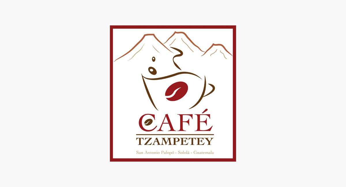 Café Tzampetey logotype
